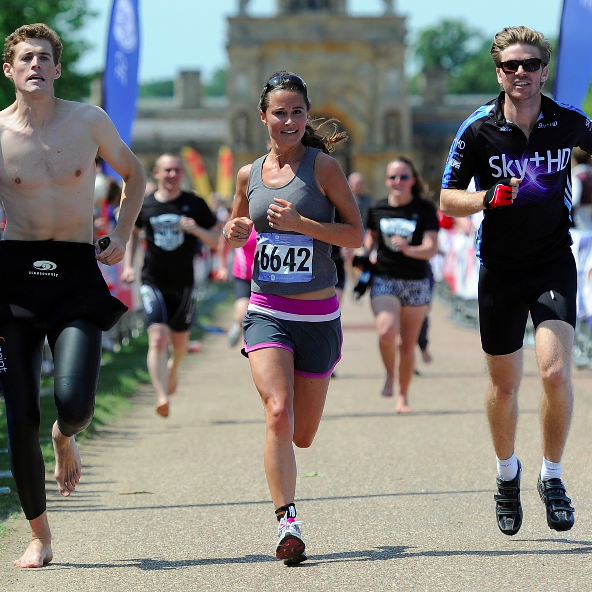Pippa Middletons impressive workout routine