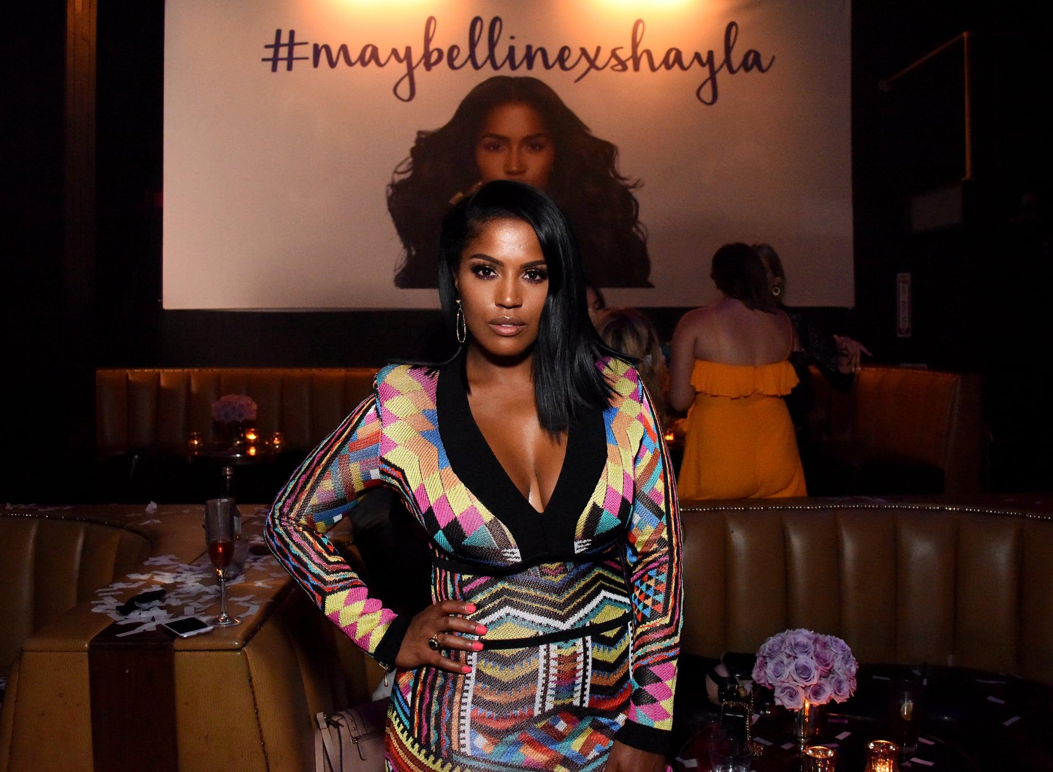 92df68c7fc7 Maybelline MakeupShayla Collaboration 2017   POPSUGAR Beauty