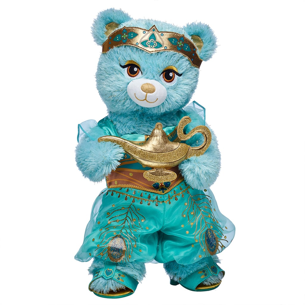 """Deluxe Jasmine Inspired Bear """"A Whole New World"""" Gift Set"""