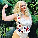 Liberty Belle From GLOW