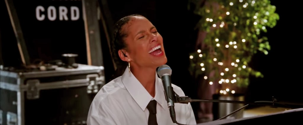 """Alicia Keys and James Corden Sing a Remixed """"No One"""" Duet"""