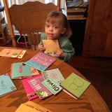 Strangers Sent More Than 6,000 Birthday Cards to This Young Cancer Patient