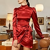 Garnet and Ruby - Reformation Josefine Dress