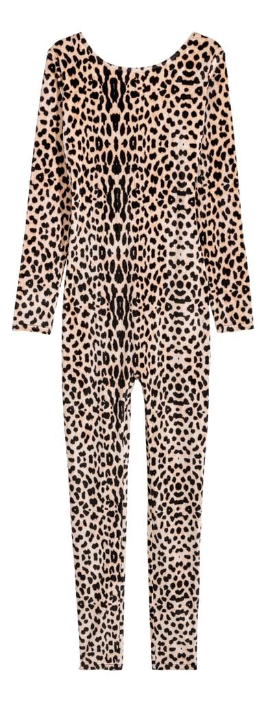 Velour Leopard Costume ($30)