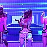 Ariana Grande at the 2016 MTV Video Music Awards