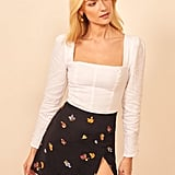 Reformation Margot Skirt