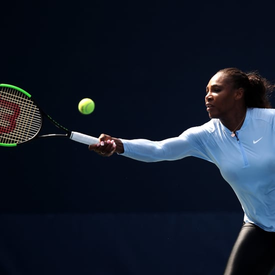 Serena Williams on Motherhood and Competition