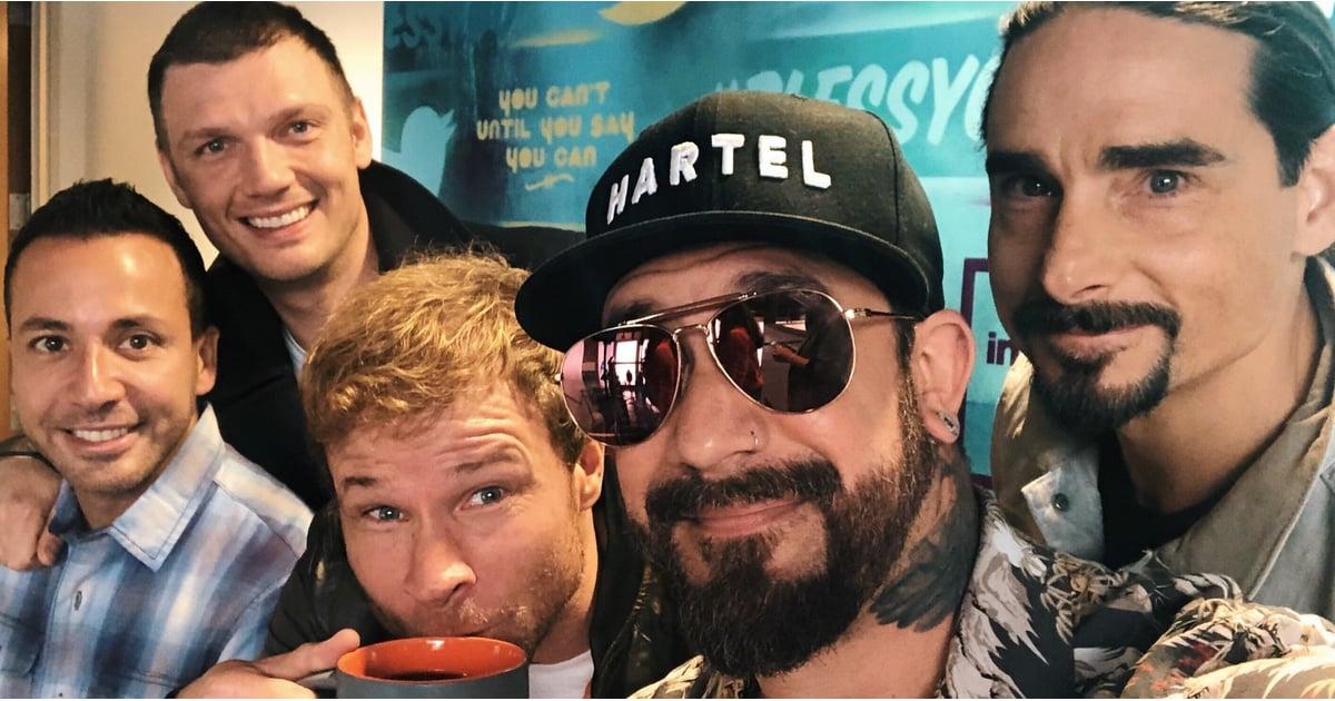 Backstreet Boys Middle East Shows April 2018 Popsugar