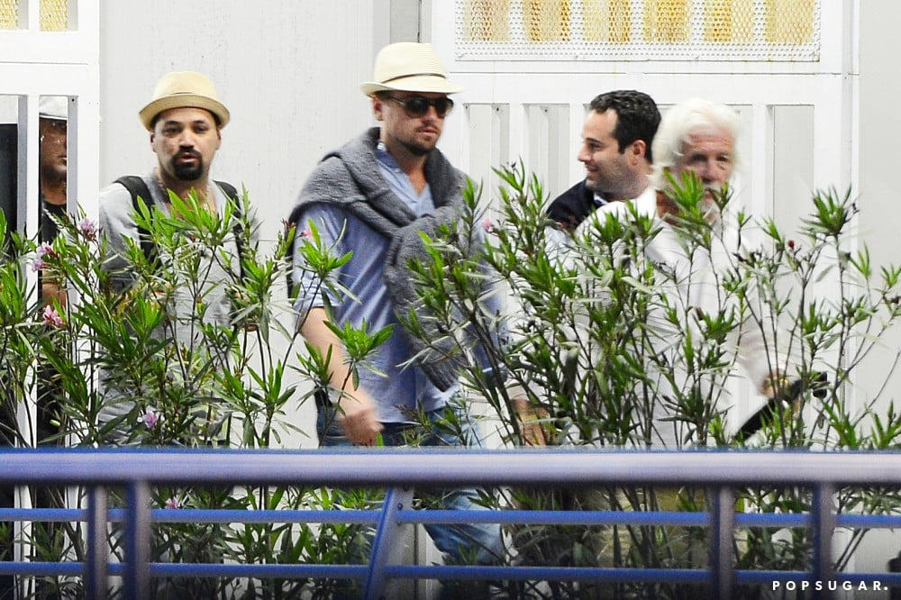 Leonardo DiCaprio took the party to Venice, Italy, with Russian billionaire Vladimir Doronin and a group of friends.