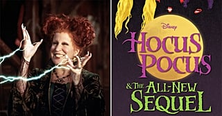 Disney's New Hocus Pocus Book Will Just Have to Be the Sequel We've Been Waiting For