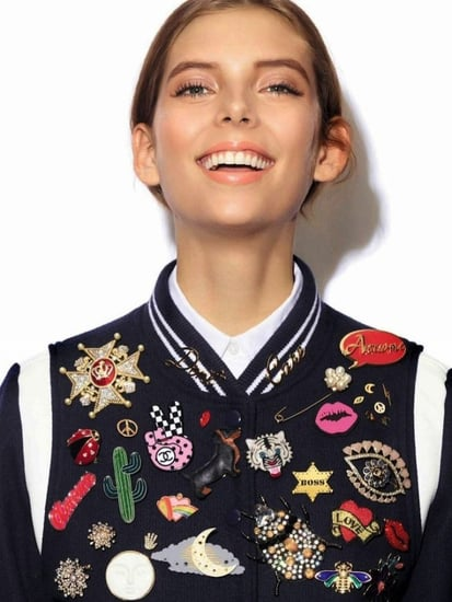 Embellish Your Outfit With This Season's Coolest Pins