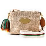 Clare V. Woven Midi Sac Bag