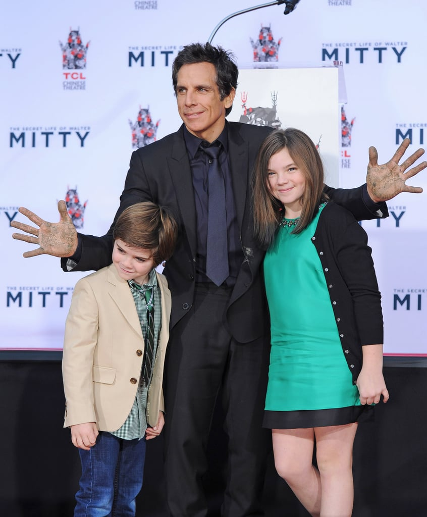 Ben Stiller With Daughter Ella Over the Years