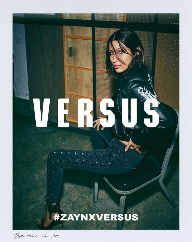 Zayn Malik Versus Versace Collection