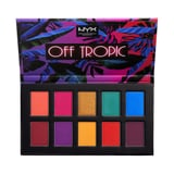 See Every Electric Shade in the New NYX Off Tropic Palette