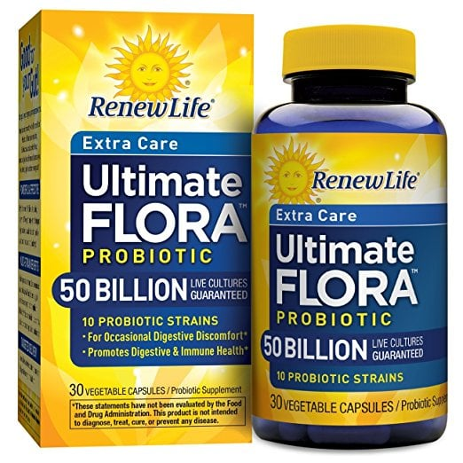 Ultimate Flora Probiotics