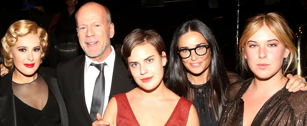 Bruce Willis Gives His Daughter Tallulah a Buzzcut