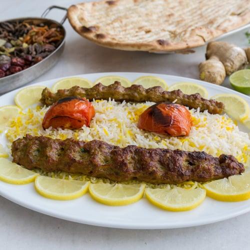 Mutton Chelo Kebab
