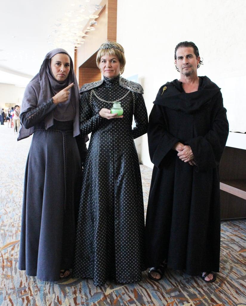 Diy game of thrones costumes popsugar tech septa unella cersei lannister solutioingenieria Images