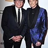 Barry Manilow and Garry Kief