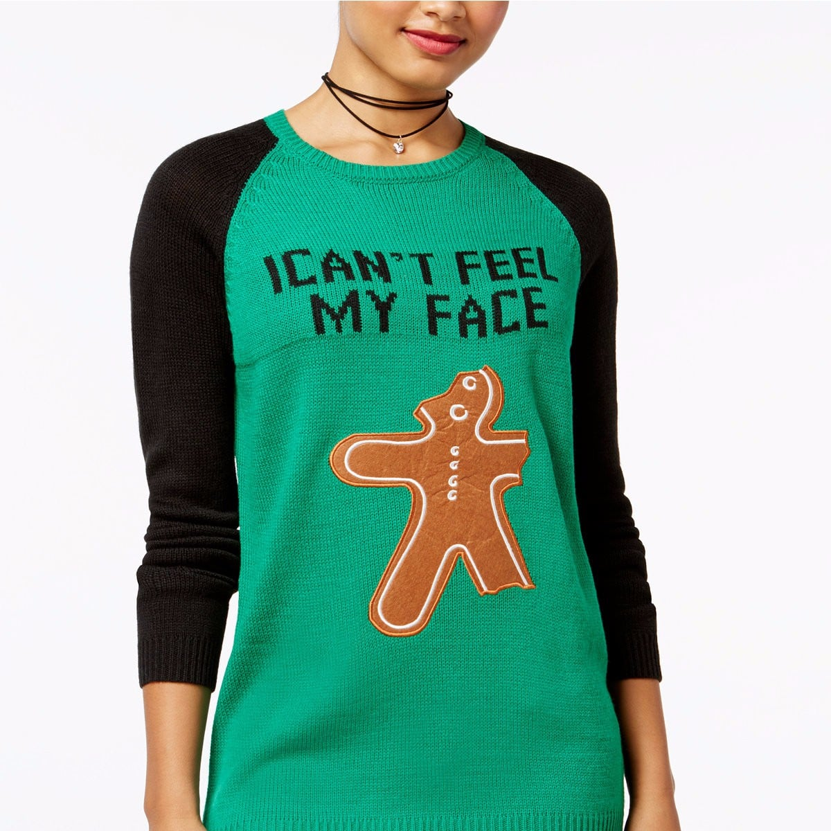 two person ugly christmas sweater ugly christmas sweaters popsugar fashion photo 9 - Jcpenney Christmas Sweaters