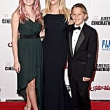 Ava Phillippe's Pink Hair Colour Is a Great Throwback Costume