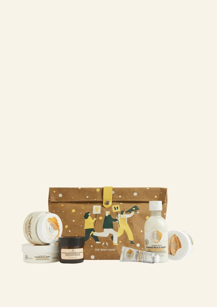 The Body Shop Deluxe Milk Honey Gift Set