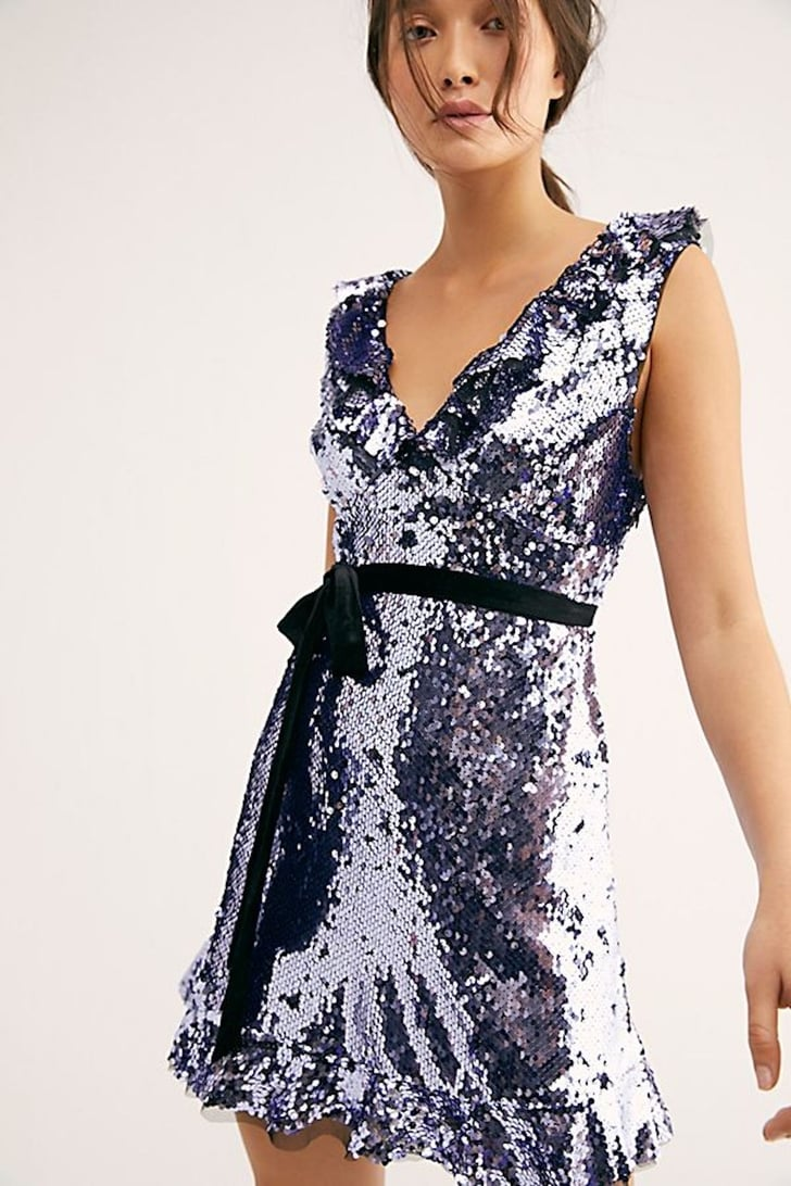 Holiday Dresses From Free People Popsugar Fashion
