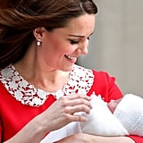 Prince Louis Was Born