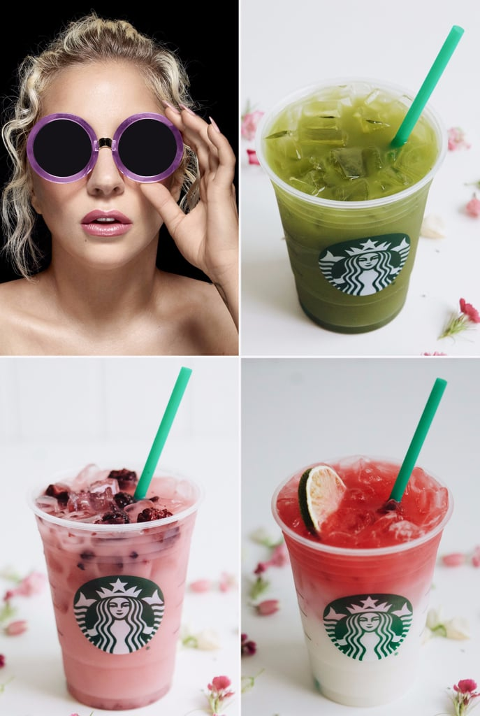 Starbucks and Lady Gaga Cups of Kindness Collection