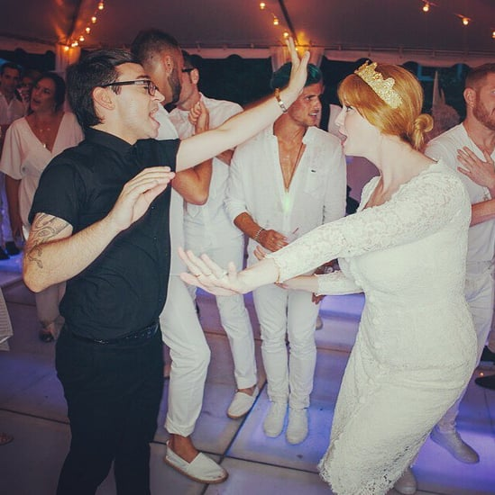Christian Siriano's Wedding