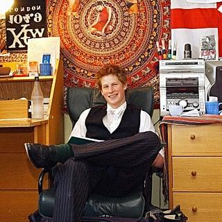 ردّة فعل هالي بيري على صورتها المعلّقة على جدار الأمير هاري