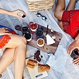 Have a sprawling picnic with friends and family.