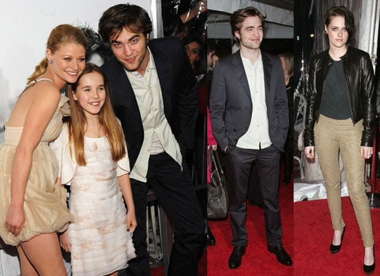 Photos of Robert Pattinson and Kristen Stewart at Remember Me Premiere NYC