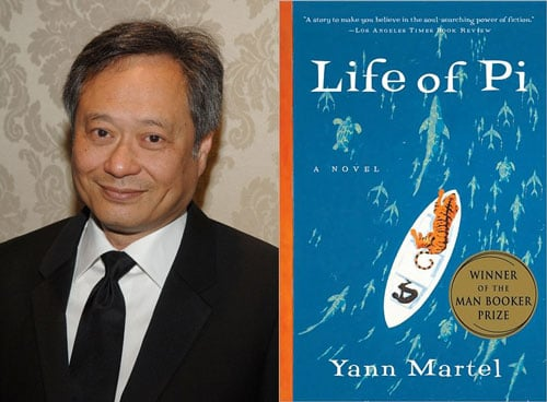Ang Lee Takes on Life of Pi