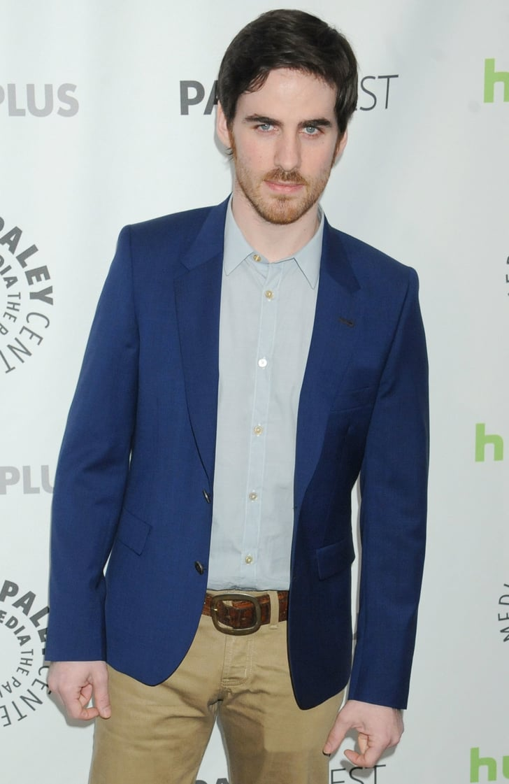 Actors Who Have Never Won Academy Awards: Colin O'Donoghue The 32-year-old Irish Actor Already Has A