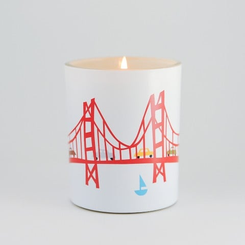 The R. Nichols COAST Candle (use code OPRAH to get it for $36) smells like home on the California coast — ocean salt air, eucalyptus groves, and mountain sage. — Tara Block, assistant editor