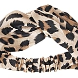 L. Erickson USA Firenze Interlocking Turban Headwrap