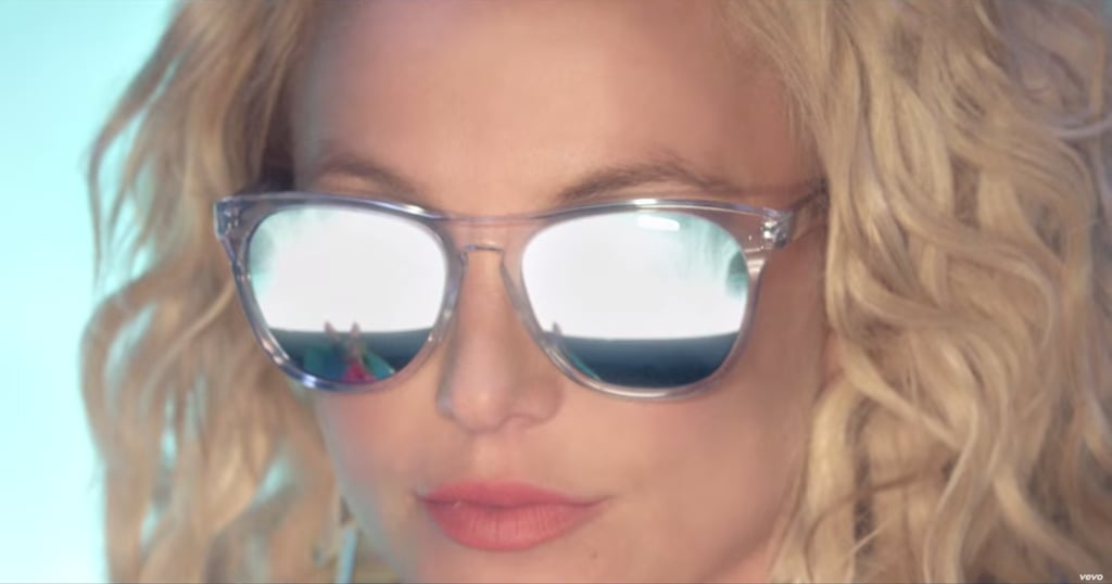 Those are some shades, Britney.