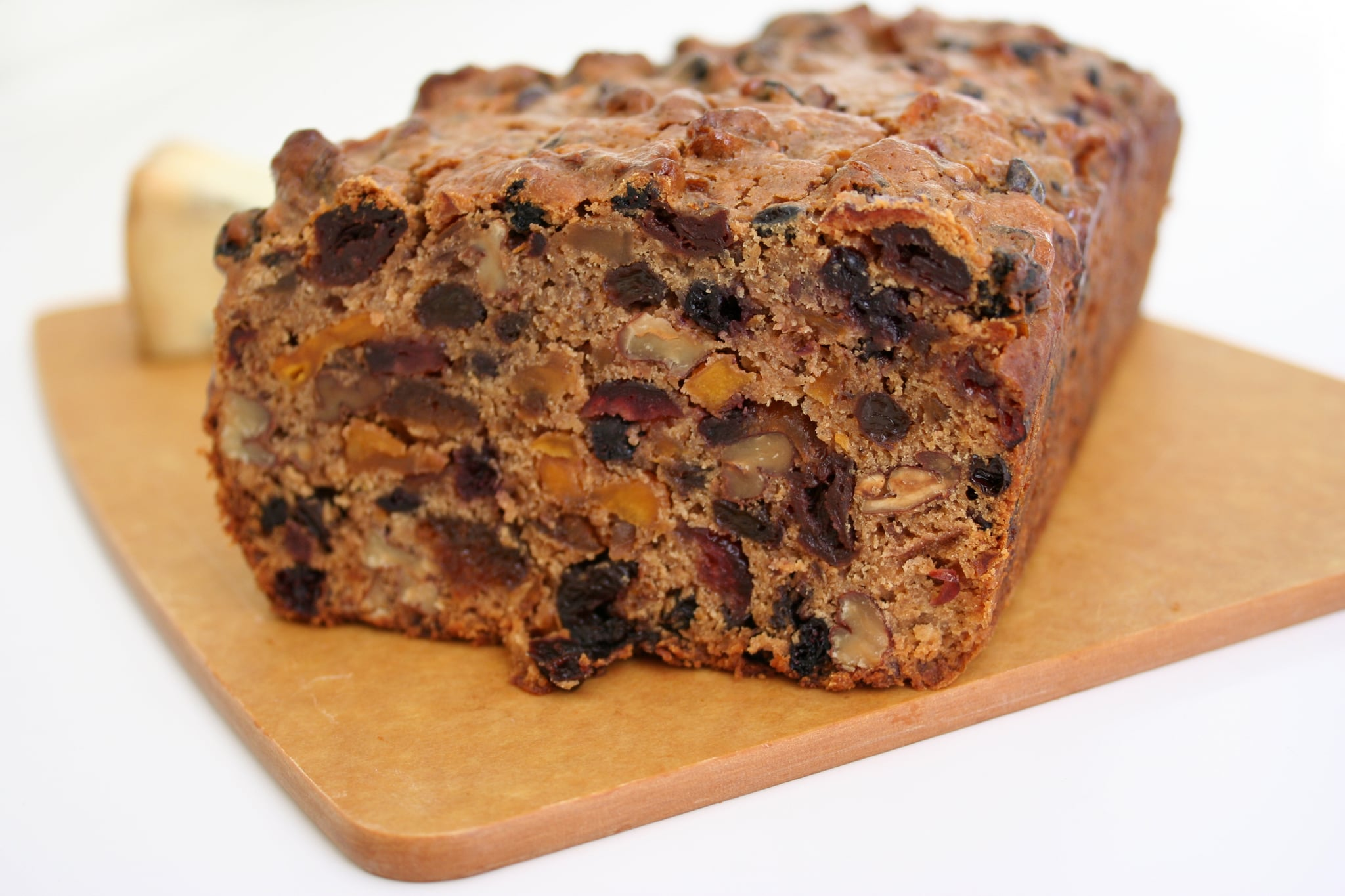 Fruit Cake With Dried Cherries