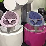 Nuna will introduce two new colors of its popular Leaf baby seat.
