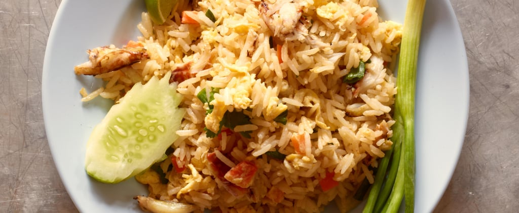 Fast and Easy Crab Fried Rice