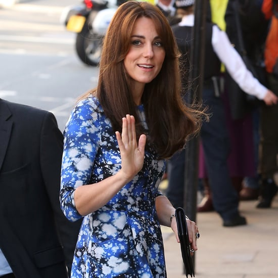 Kate Middleton's Space-Print Dress