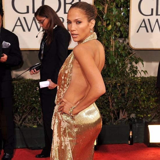 Jennifer Lopez's Golden Globes Dresses Through the Years