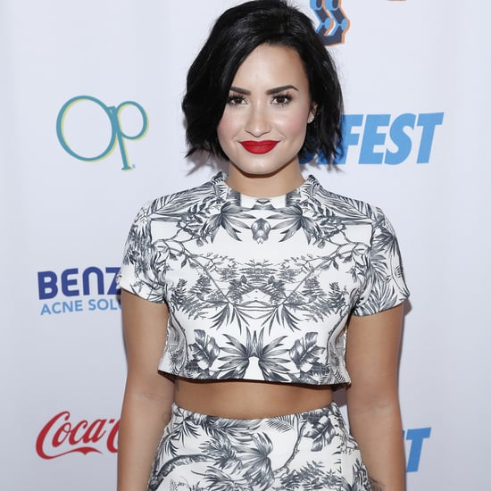 Demi Lovato Confuses Genes With Jeans