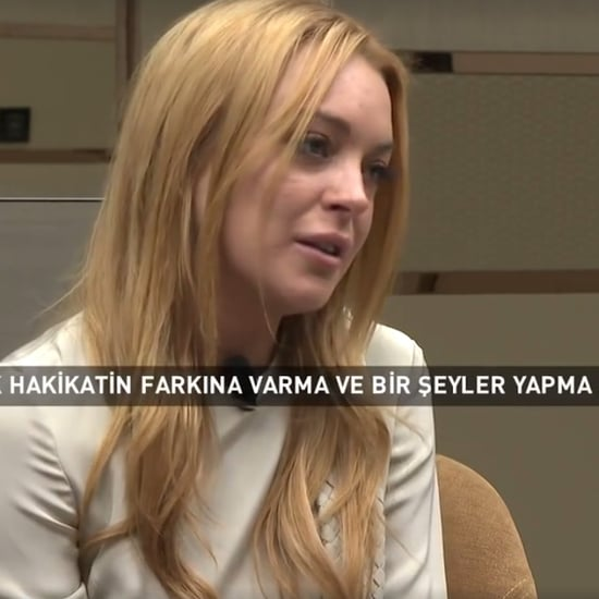 Interview: Lindsay Lohan Talks About Islamophobia in America
