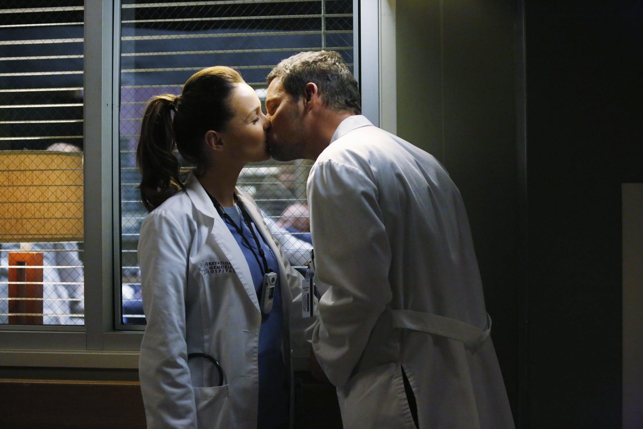 Best Couples On Greys Anatomy In 2016 Popsugar Entertainment