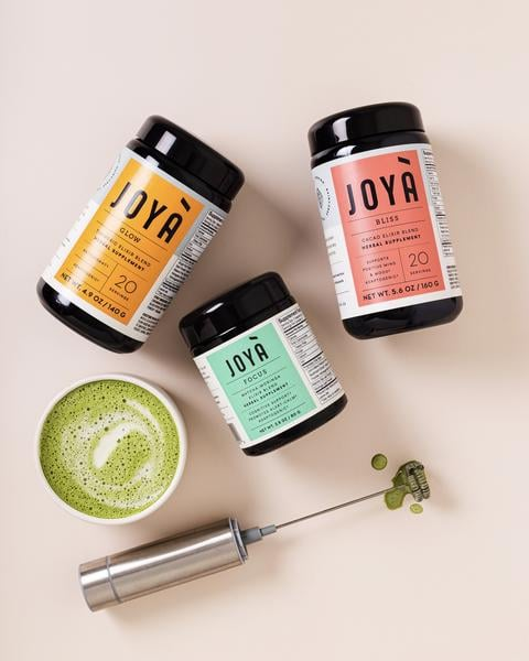 Joyà Adaptogenic Immunity Bundle