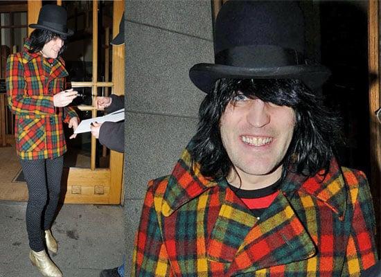 Photos Of The Mighty Boosh's Noel Fielding In Ireland