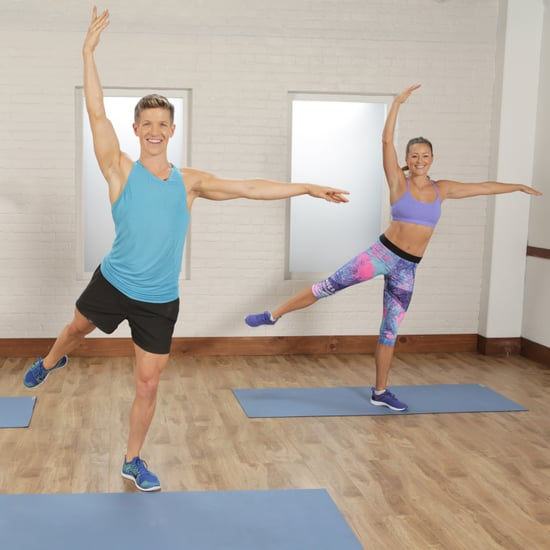 20-Minute Waist Workout For the Obliques
